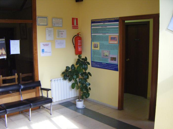 Acceso a despachos médicos y psicólogos